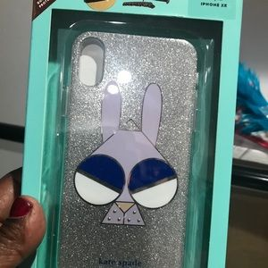 Kate Spade IPhone Rabbit case for iPhone XR